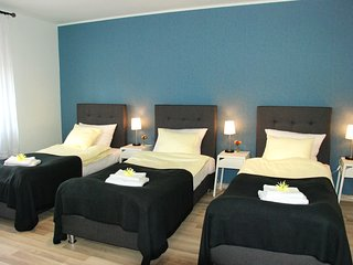 Bright Guest house with Television and Central Heating - Oswiecim vacation rentals