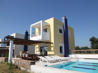 Villa-4, near the beach and the golf course of Rhodes, private pool-garden - Afandou vacation rentals