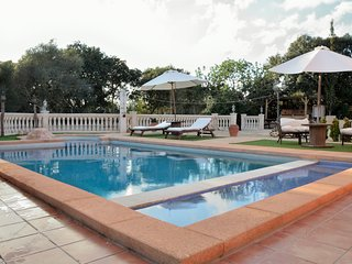 VILLA WITH PRIVATE TENNIS COURT, MINI GOLF,  SWIMMING POOL ON SITE - Llucmajor vacation rentals