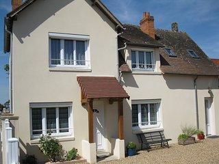 Gite 3 étoiles en maison individuelle - Ouzouer-sur-Loire vacation rentals