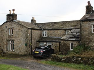 Hazelbank farm - character cottage sitting in the heart of the Yorkshire dales - Oughtershaw vacation rentals