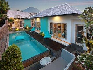 Homey Villa Six Bedroom with Private Pool - Tulamben vacation rentals