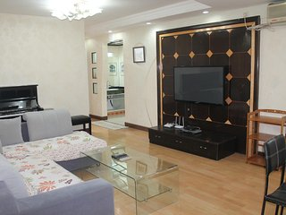 17F/Newly Deco/Great Layout 4br/2lr 140sq at WuningR - Shanghai vacation rentals