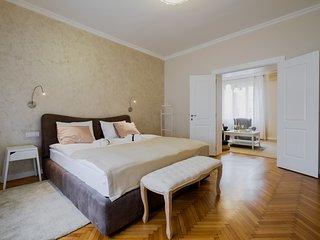 Downtown Urban apartment-130m2-4bedrooms-4bathroom - Belgrade vacation rentals
