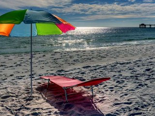DESTIN WEST BEACH RESORT #609 -1Br/2Ba -CALL FOR MONTHLY RATES THRU FEBRUARY 2017! - Fort Walton Beach vacation rentals