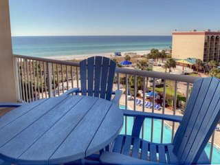 DESTIN WEST BEACH RESORT 6th Floor -1 BR/Bunk/2 BATH - Right on the Beach - Fort Walton Beach vacation rentals