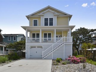 Bright 5 bedroom House in Bethany Beach with A/C - Bethany Beach vacation rentals
