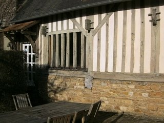 well equiped studio in the hilly countryside of Normandy - Crouttes vacation rentals