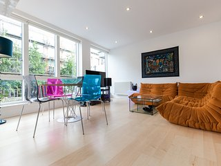 Close to Shoreditch, Modern 2bed flat by the canal - London vacation rentals