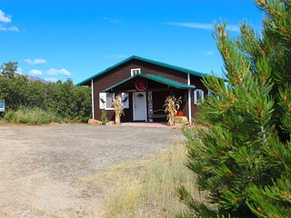 2 Bedroom plus the loft Stunning Cabin - sleeps up to 10 - Monticello vacation rentals