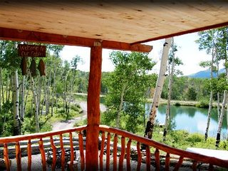 Remote Mountain Cabin on Camp Jackson Lake - Monticello vacation rentals