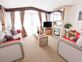 Brian & Patrice's Burnham Caravan. - Burnham-On-Sea vacation rentals