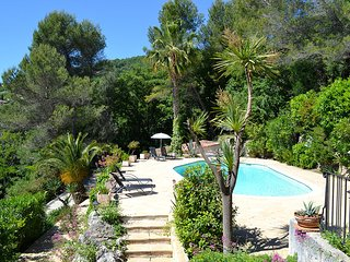 Nice 4 bedroom Gattieres Villa with Housekeeping Included - Gattieres vacation rentals