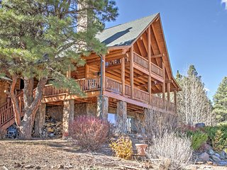 NEW! Inviting 3BR Flagstaff Cabin w/Alpine Views! - Flagstaff vacation rentals