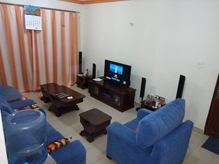 Charming Apartment with Television and Water Views - Mombasa vacation rentals