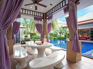 Thammachat Madonna Villa – 3 Beds - Na Chom Thian vacation rentals