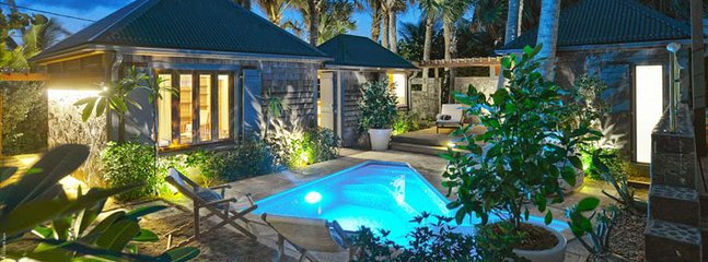 Villa Palm House 2 Bedroom SPECIAL OFFER - Image 1 - Saint Barthelemy - rentals