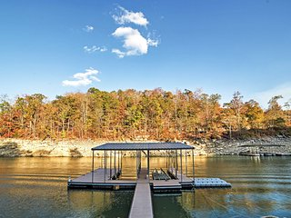 NEW! 4BR Caryville House w/Norris Lake Views! - Caryville vacation rentals