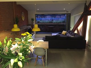 Warehouse Style Apartment Manchester - Manchester vacation rentals