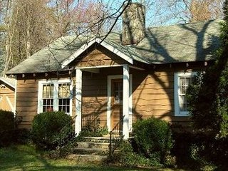 Gingerbread Cottage- Quality Mountain Charm Sleeps 7! - Hendersonville vacation rentals