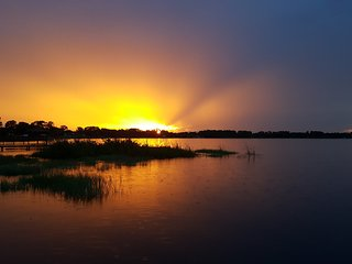 One br. apt. on the shores of Lake Sebring - Sebring vacation rentals