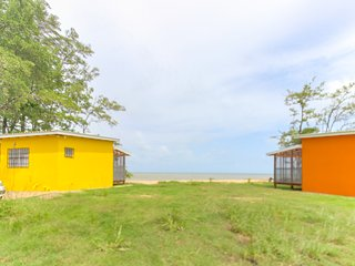 Yellow Butterflyfish -  Oceanus Cabanas - Dangriga vacation rentals
