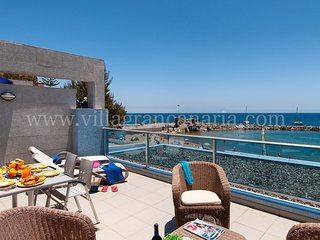 Beach front Apartment in MOGAN MB - Taurito vacation rentals