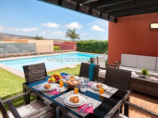 Par 4 Villa 1| Salobre Golf Resort - Patalavaca vacation rentals