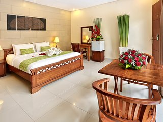 Affordable Deluxe Room Shared Pool - Legian vacation rentals