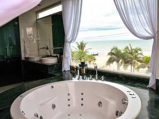 The Beach Palace 2BR Luxury Beachfront Condo Chaam - Cha-am vacation rentals