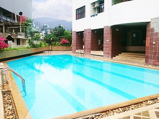 2BR Modern apartment in best area ★★★★★ - Chiang Mai vacation rentals