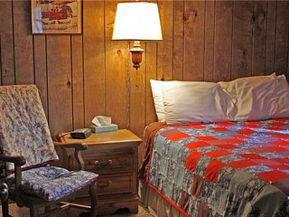 Located at Base of Powderhorn Mtn in the Western Upper Peninsula, Quaint Home in Quiet Wooded Setting with Beautiful Scenic Views - Ironwood vacation rentals