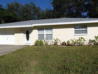 Dog Friendly Home with Large Fenced Backyard - Indian Rocks Beach vacation rentals