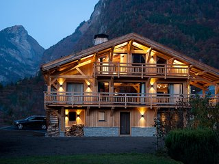 Samoëns - Chalet with 4 rooms in Samoëns, with wonderful mountain view, furnished garden and WiFi - Samoëns vacation rentals