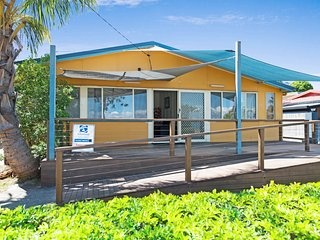Wheelchair Friendly with water views - 69 Welsby Parade - Bribie Island vacation rentals