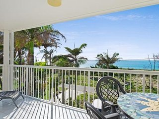 Views of Moreton Island from balcony - Bribie Island vacation rentals