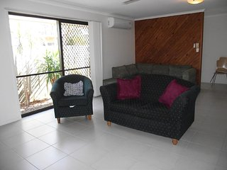 Lowset pet friendly home, with room for a boat - 23 Palm Ave - Bribie Island vacation rentals
