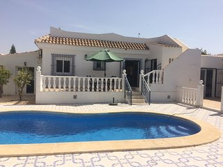 Lovely Villa with Internet Access and A/C - Camposol vacation rentals