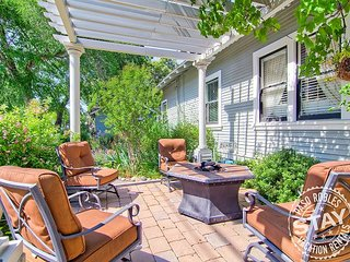 Poe House--Romantic Getaway or Perfect Family Gathering Place - Paso Robles vacation rentals