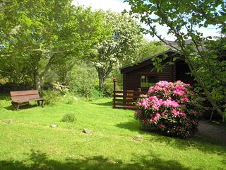 Comfortable 3 bedroom Colvend Cabin with Internet Access - Colvend vacation rentals