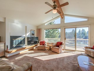 Lakeview and right on the Tahoe Keys, w/ a shared pool, dock two boats! - South Lake Tahoe vacation rentals