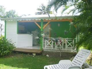 2 bedroom Bungalow with Internet Access in Deshaies - Deshaies vacation rentals