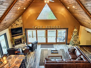 Rush Resort Luxury Lodge and Horse Stables - Laurelville vacation rentals