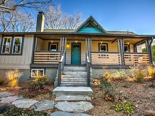 Summit Cottage - Asheville vacation rentals