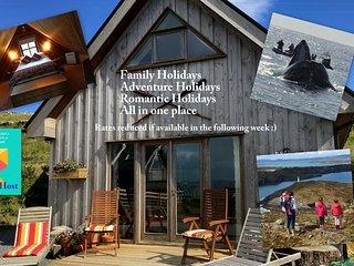Cedar Boathouse Overlooking Baltimore & West Cork - Baltimore vacation rentals