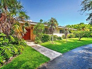 3BR Miami Ranch-Style Home w/ Private Pool - Miami vacation rentals