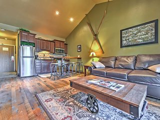 NEW! Park City Studio w/Views - Walk to Sundance! - Park City vacation rentals