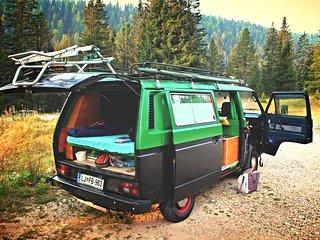 Campervan rental, Bled, Slovenia - Ljubljana vacation rentals
