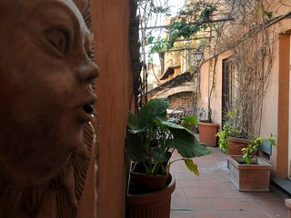 The Historic Nobleman's Loft  (5080) - Roma vacation rentals