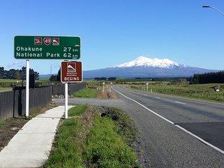 Nice Condo with Deck and Television - Waiouru vacation rentals